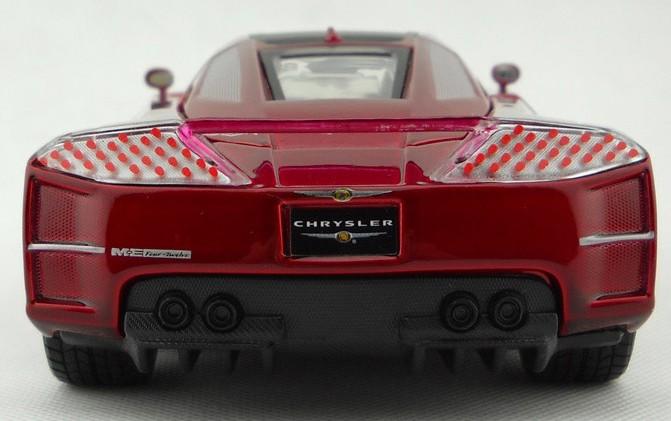 Chrysler M3 แดง 9
