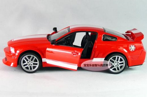 โมเดลรถเหล็ก โมเดลรถยนต์ Ford Mustang GT 8