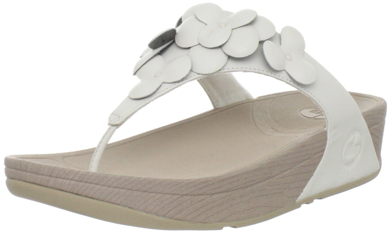 fitflop fleur urban white size 4