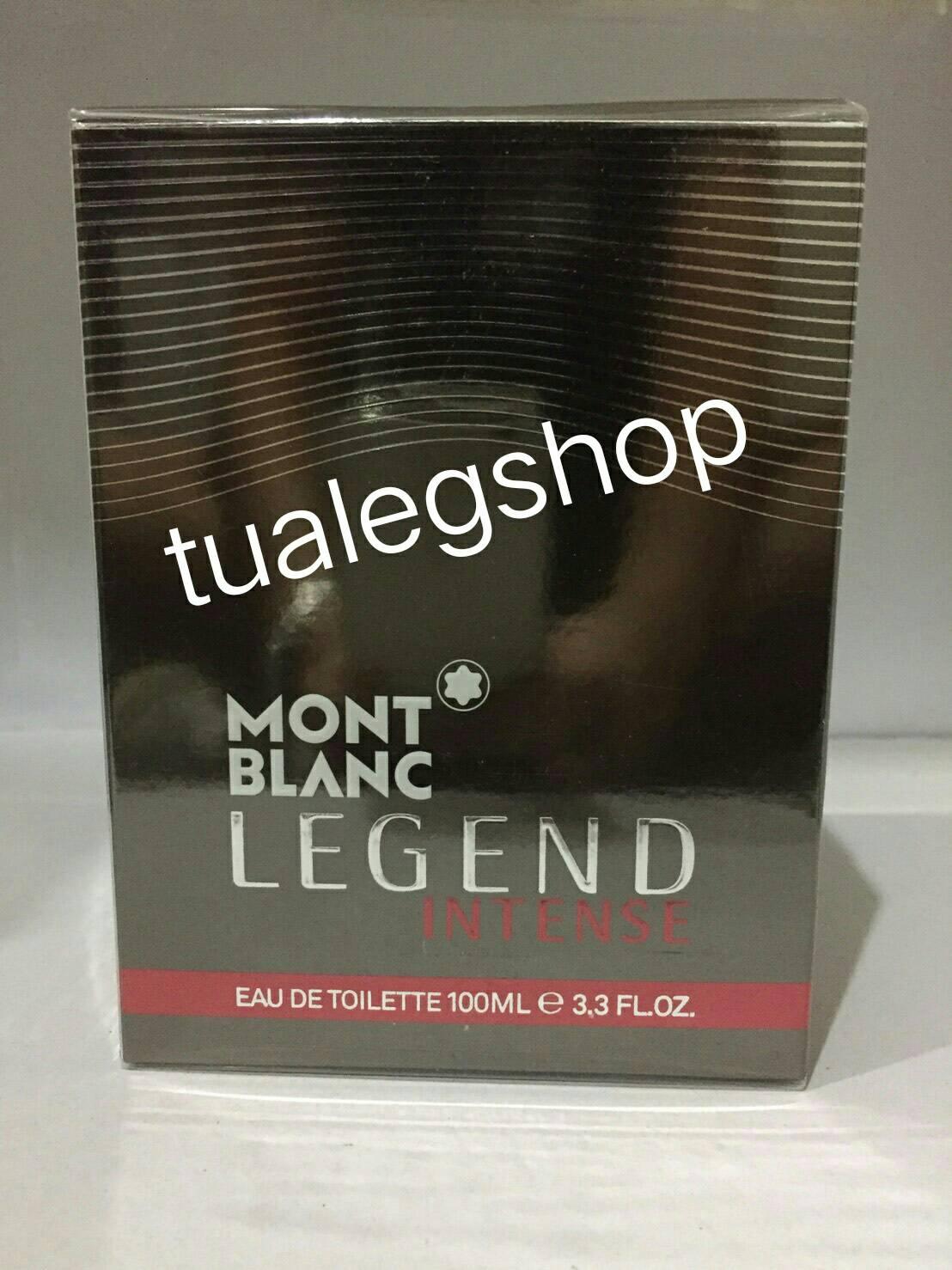 Mont Blanc Legend Intense EDT 100 ml.