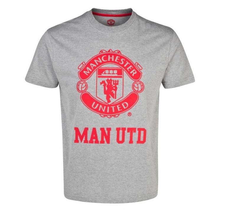 แมนยูล่าสุด: เสื้อแมนยู ของแท้ 100% Manchester United Classic Flock