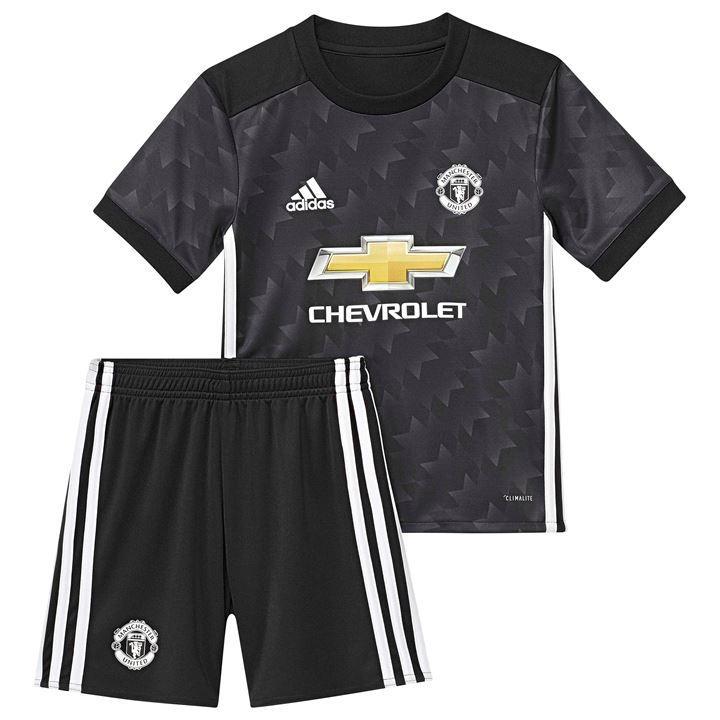 เสื้อแมนเชสเตอร์ ยูไนเต็ด 2017 2018 ทีมเยือนสำหรับเด็กของแท้