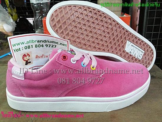 รองเท้าผ้าใบแวน Vans shoes size 37-40