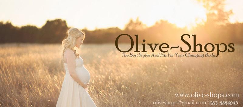 OliveShopsเสื้อผ้าคนท้องราคาประหยัด