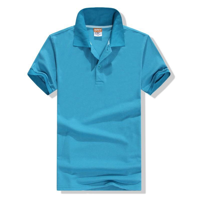 fashion เสื้อโปโล แขนสั้น คอปก สีขาว สีดำ (รอสินค้า15-20วัน)