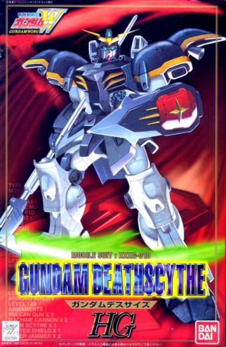 HG 03-1/100 GUNDUM DEATHSCYTHE