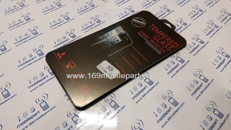 ฟิลม์กระจก 9H Samsung Galaxy S5