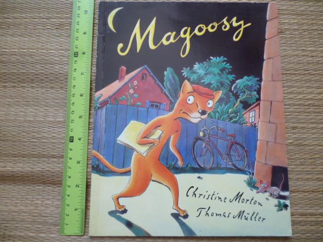 Magoosy (Paperback)