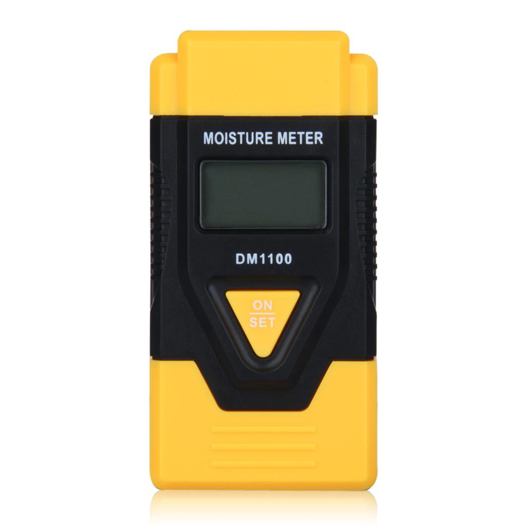 เครื่องวัดความชื้นในเนื้อไม้ (Moisture Humidity Meter) แบบประหยัด