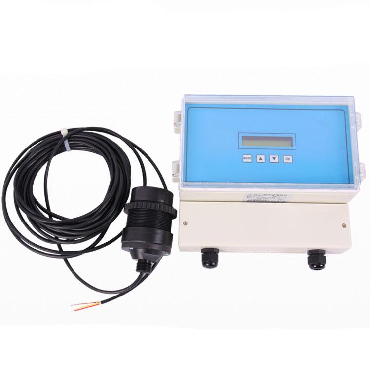 เครื่องวัดระดับของเหลวแบบอัลตร้าโซนิค แบบติดผนัง Ultrasonic Level Meter/transmitter ระยะลึก 0.5-10m. Analog Output: 4-20MA โมเดล ZMY-5FC