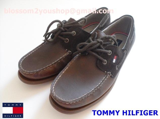 รองเท้าบุรุษ TOMMY HILFIGER พร้อมส่ง