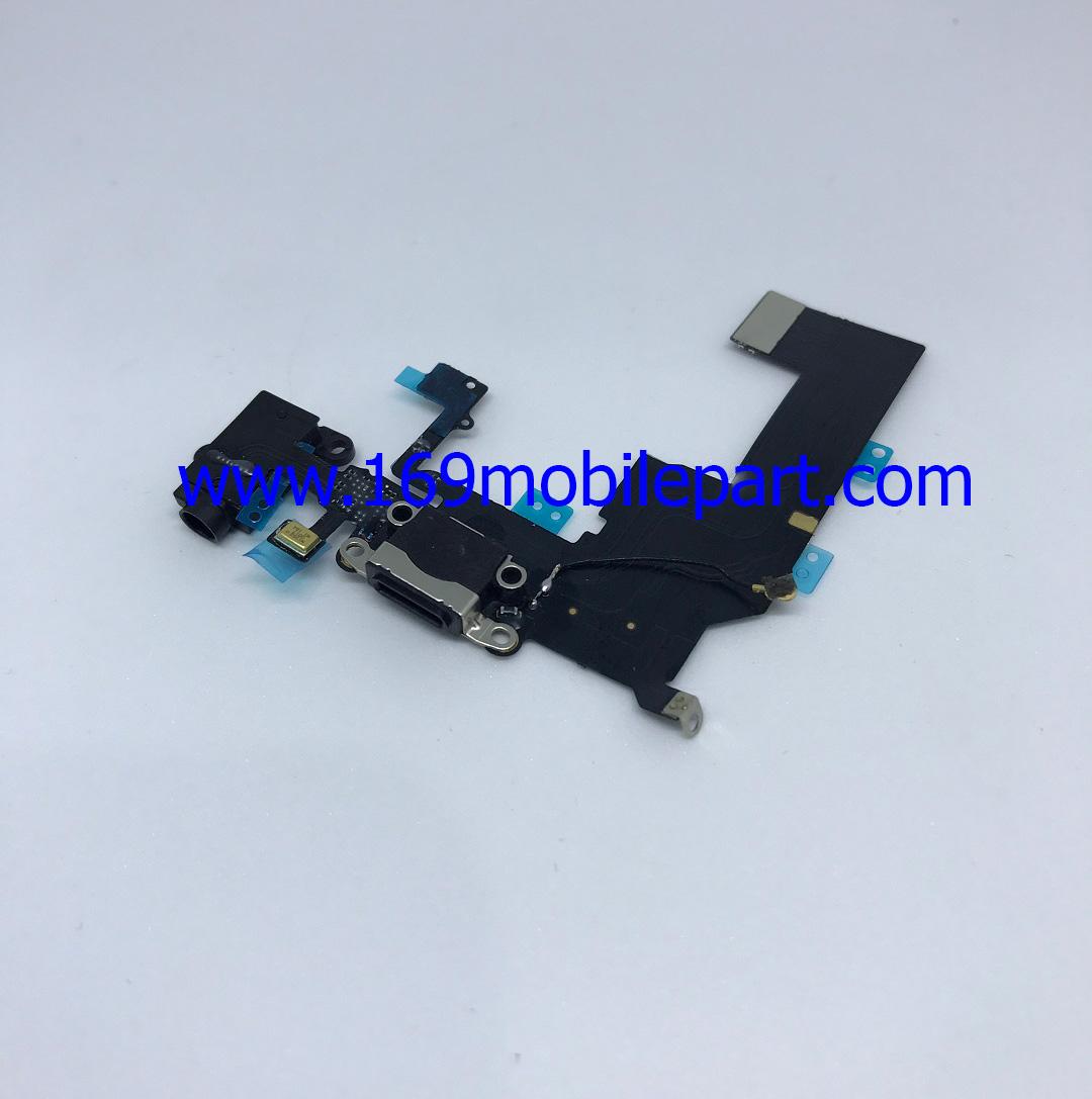 แพร USB + Mic iPhone 5C