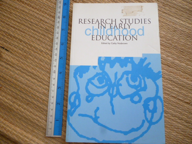 Research Studies in Early Childhood Education
