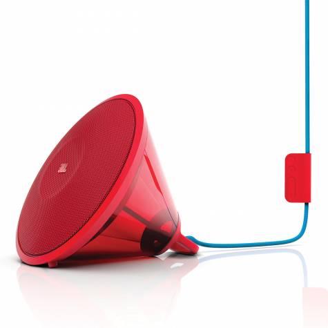 ลำโพง JBL Spark (Red) พลังเสียงหนักแน่น ให้รายละเอียดเสียงที่ชัดเจนยอดเยี่ยม!!!