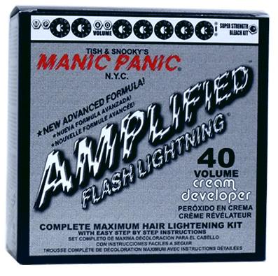 Amplified Flash Lightning นํ้ายาฟอกสีผม