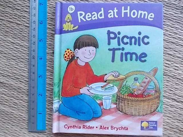 Read At Home 1B: Picnic Time