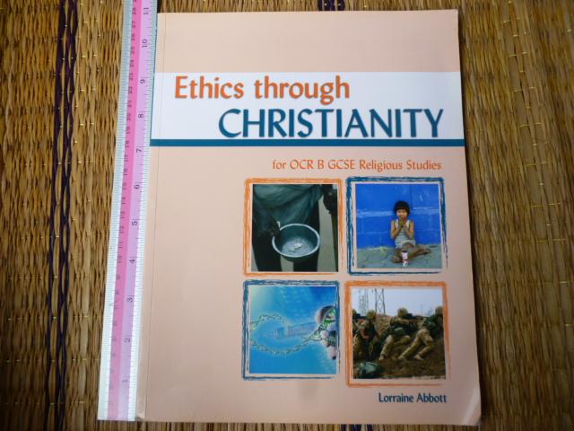 Ethics Through Christmas For OCR B GCSE Religious Studies