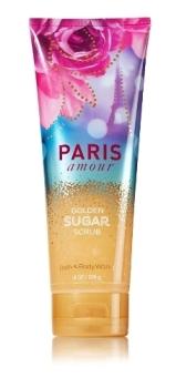 Paris amour Golden Sugar Scrub (สินค้า Pre Order)