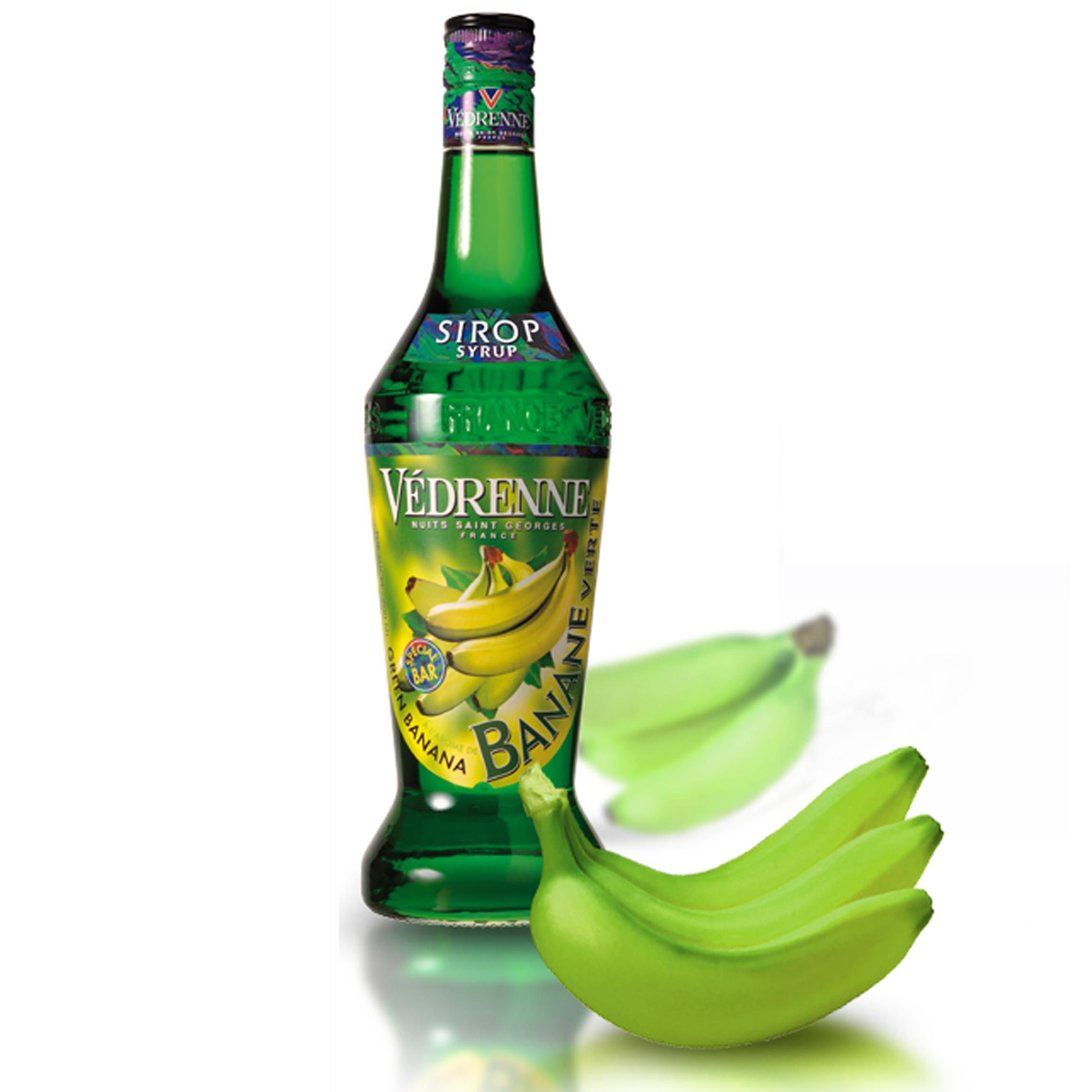 VEDRENNE Green Banana Syrup