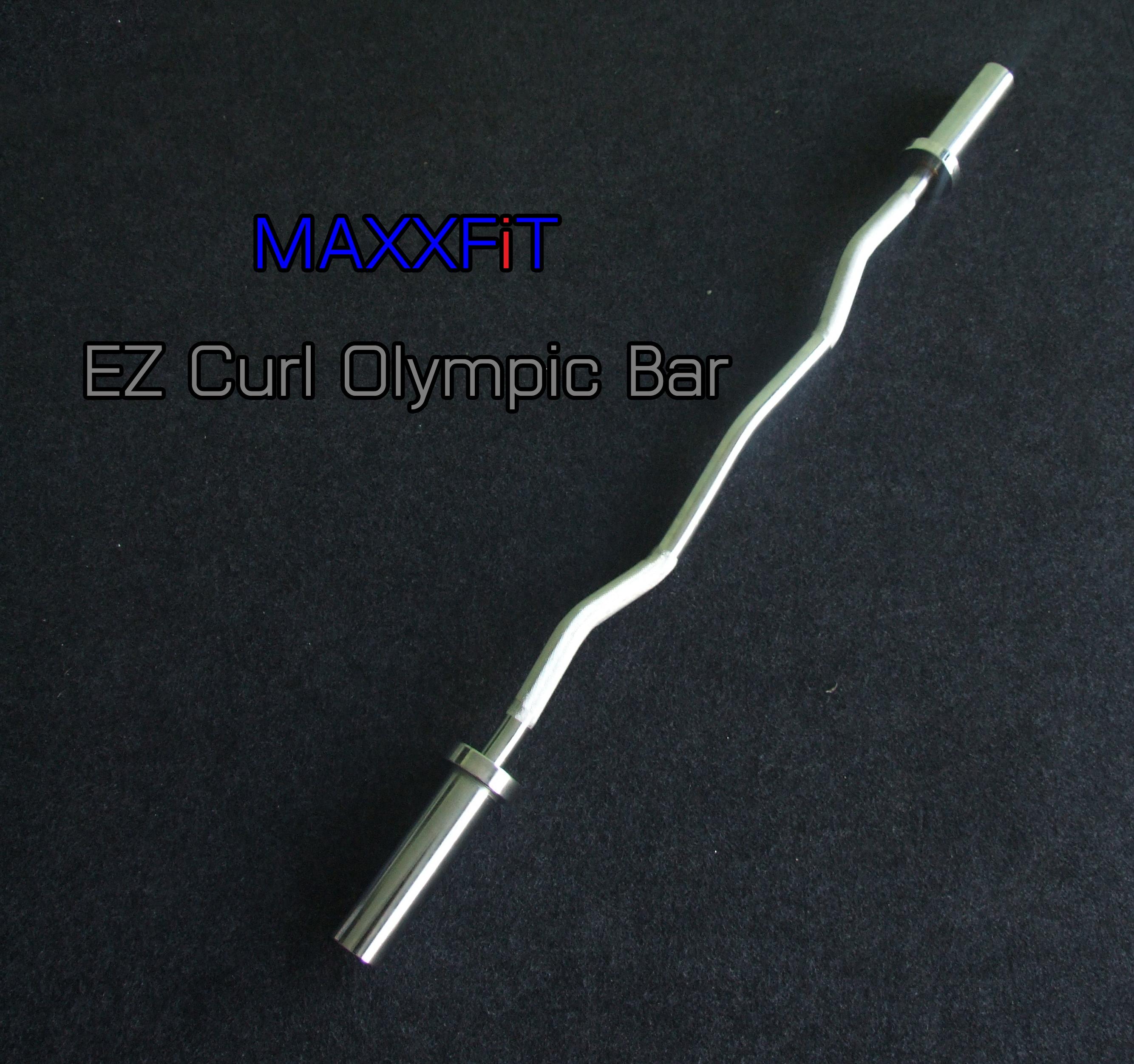 ขาย EZ BAR 47-Inch (EZ Curl Olympic Bar) แบบดี