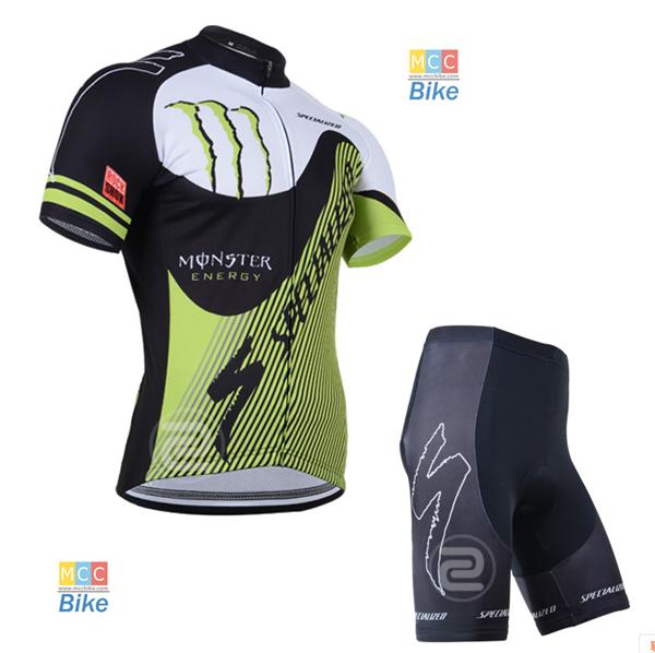 ชุดปั่นจักรยาน เสื้อปั่นจักรยาน และ กางเกงปั่นจักรยาน Specialized ขนาด XXL