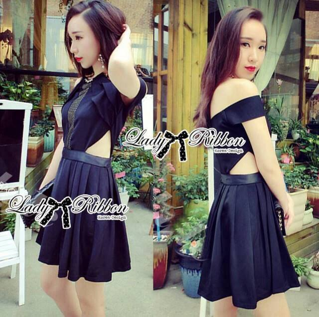 Lady Kelly Smart and Sexy Cut-Out Dress L126-79C08