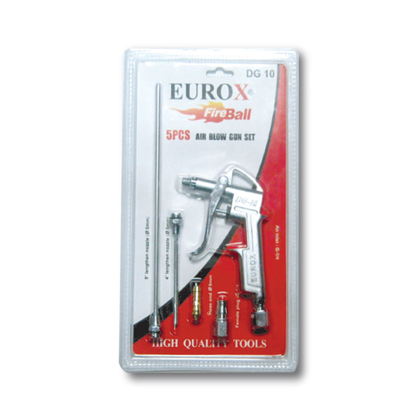 Eurox ปืนไล่ฝุ่น DG10