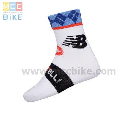 ถุงเท้าจักรยาน ถุงเท้าปั่นจักรยาน โปรทีม NB