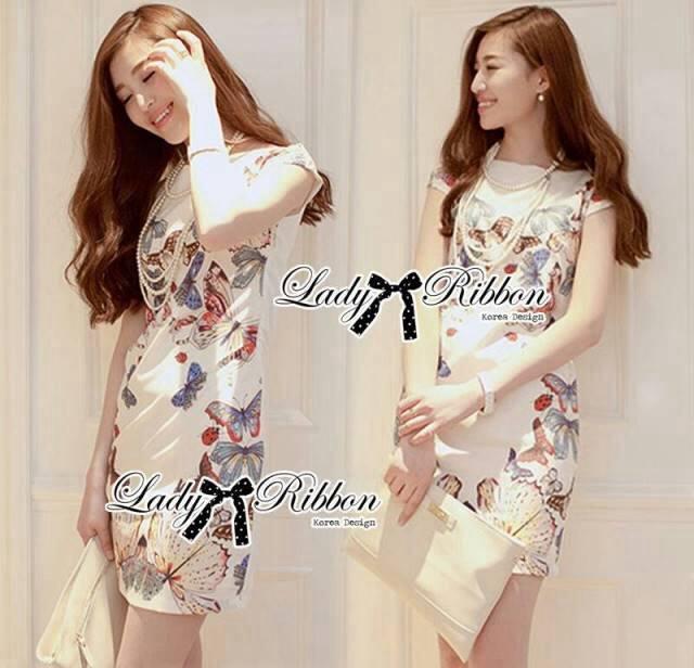 DR-LR-178 Lady Tabitha Sweet Butterfly Effect Dress