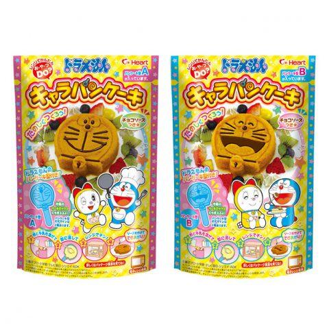 M137 ฮิตจากญี่ปุ่น ของเล่นกินได้ แพนเค๊ก โดเรมอน Doraemon Easy Pancake Set DIY Candy (ทานได้) คละแบบ