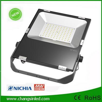โคมสปอร์ตไลท์ Slim LED Flood Light GEN.3 80W