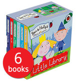(Ben & Holly's Little Kingdom) Little library