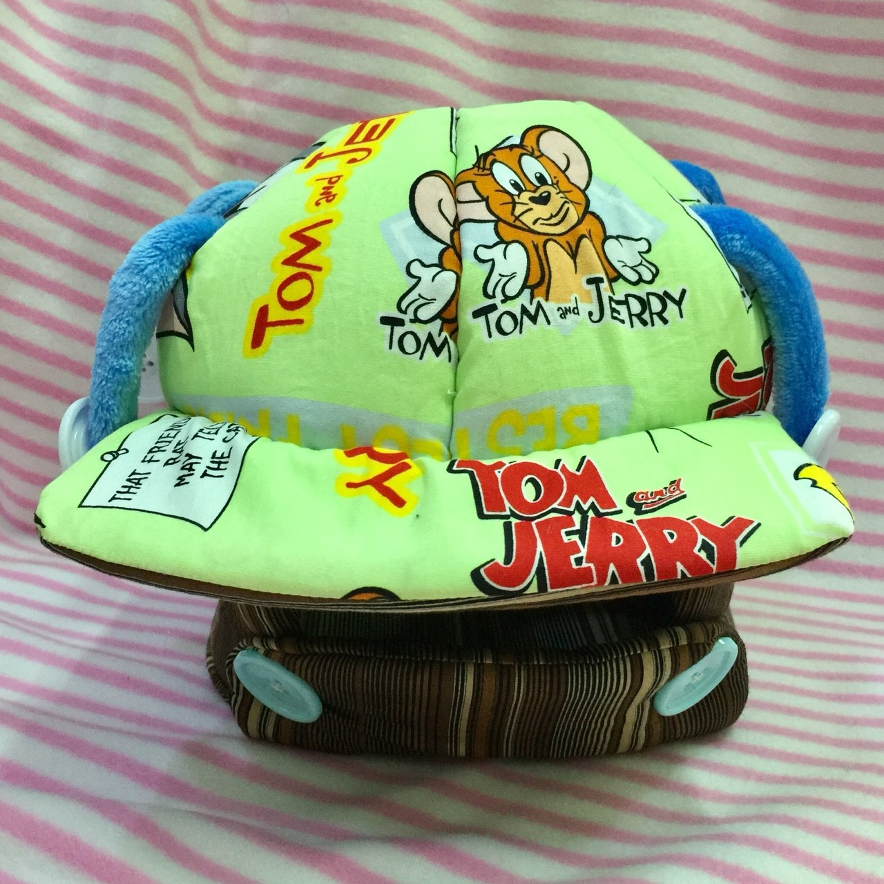 Spider บ้านหมวกแคป 8 นิ้ว ทอม&เจอรี่