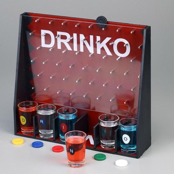 เกมส์ DRINKO SHOT GAME