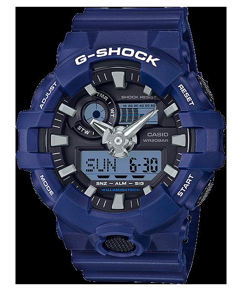 นาฬิกาข้อมือ CASIO G-SHOCK STANDARD ANALOG-DIGITAL รุ่น GA-700-2A