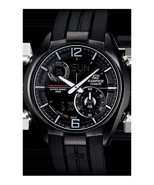 นาฬิกาข้อมือ CASIO EDIFICE ANALOG-DIGITAL รุ่น ERA-100PB-1AV