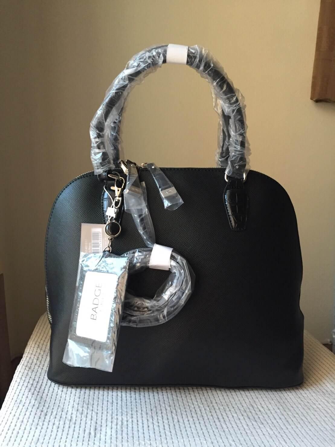 กระเป๋า Carpisa แบรนด์ดังจากอิตาลี หนัง saffiano เรียบหรูดูดี ทรงสุดฮอต ใบใหญ่
