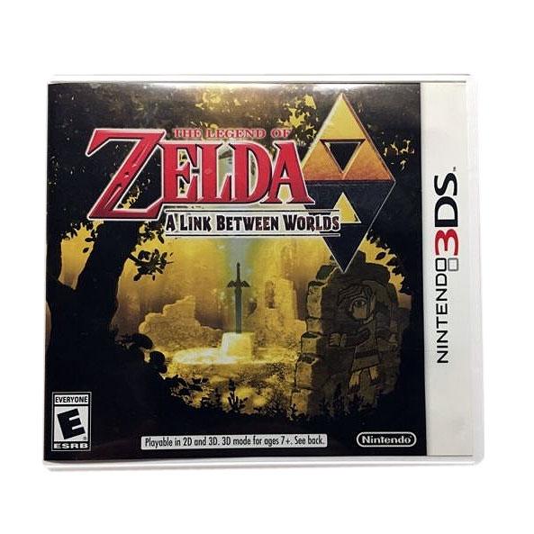 3DS (US) zelda link between worlds