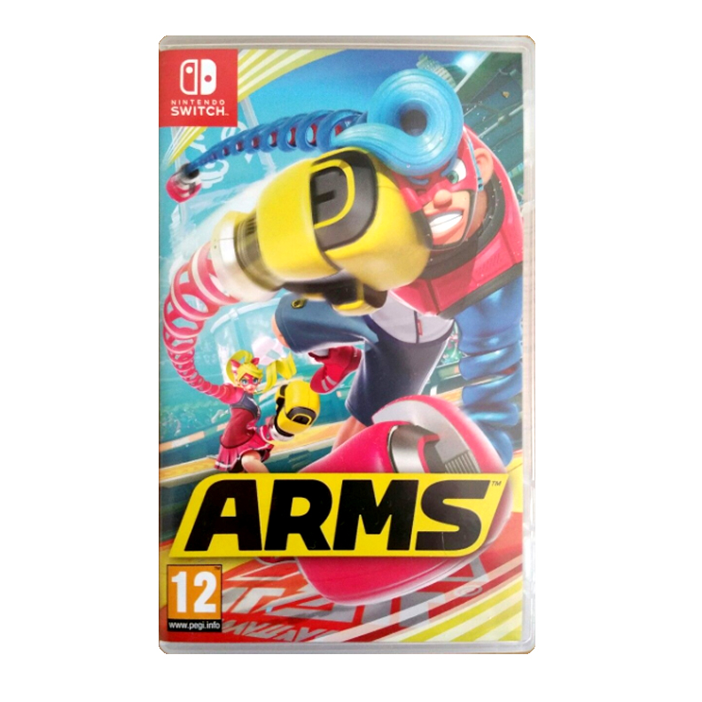 Nintendo Switch™ Arms EU / English