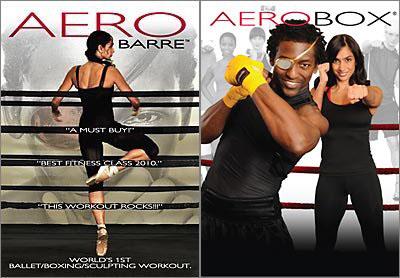 Aerobarre - Ballet & Boxing Workout (2010)