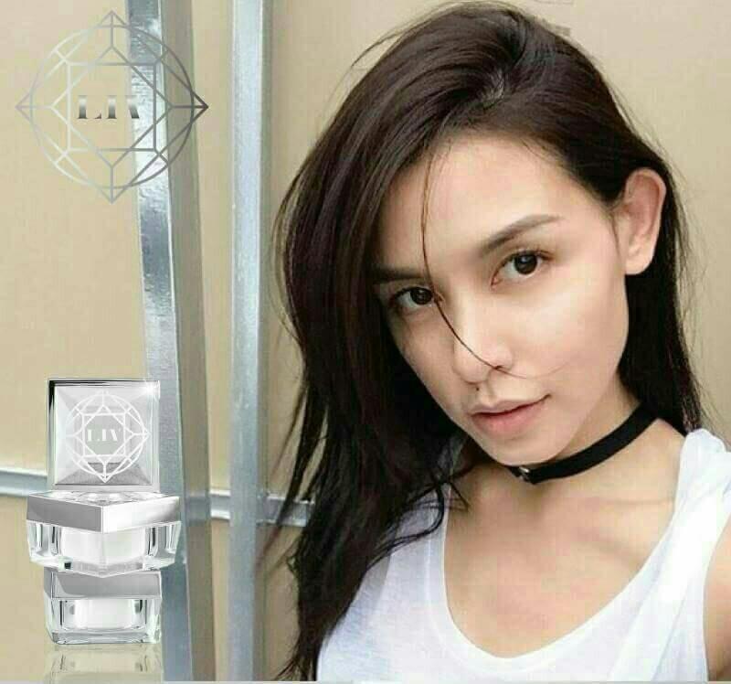 ครีมวิกกี้ Liv White Diamond Skin สินค้าพร้อมส่ง 30g.