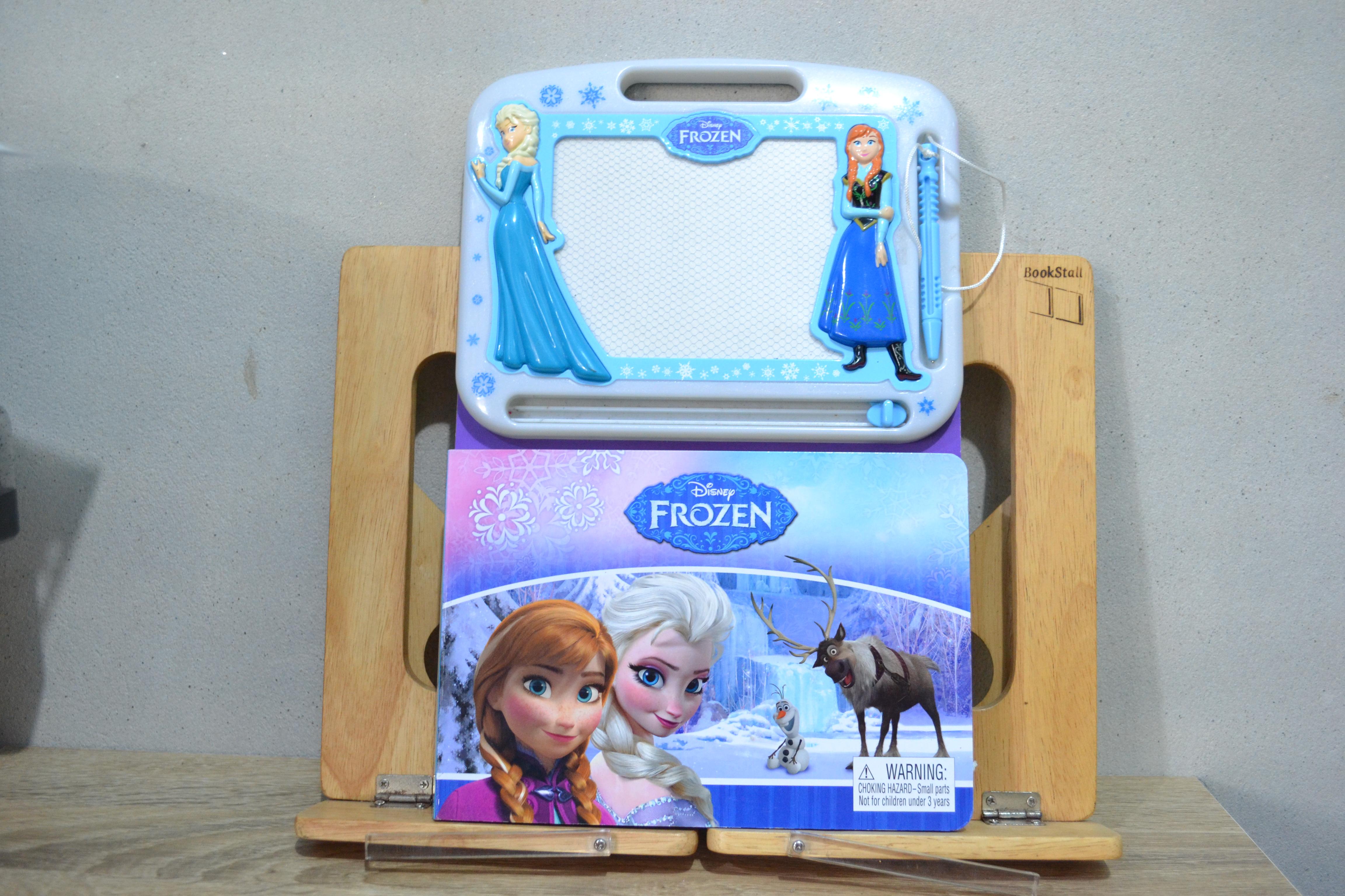 frozen board