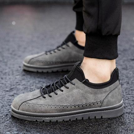 พรีออเดอร์ รองเท้า เบอร์ 39-47 แฟชั่นเกาหลีสำหรับผู้ชายไซส์ใหญ่ เก๋ เท่ห์ - Preorder Large Size Men Korean Hitz Sandal