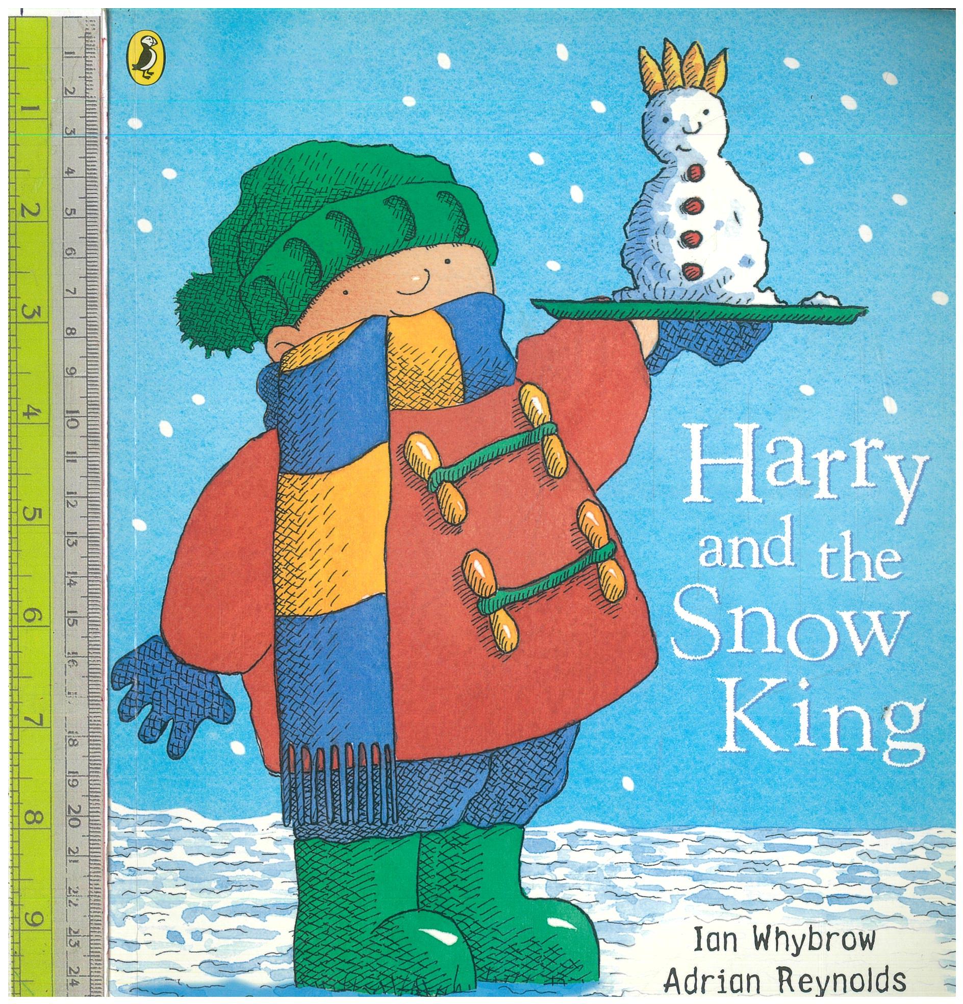 Harry+Snowking