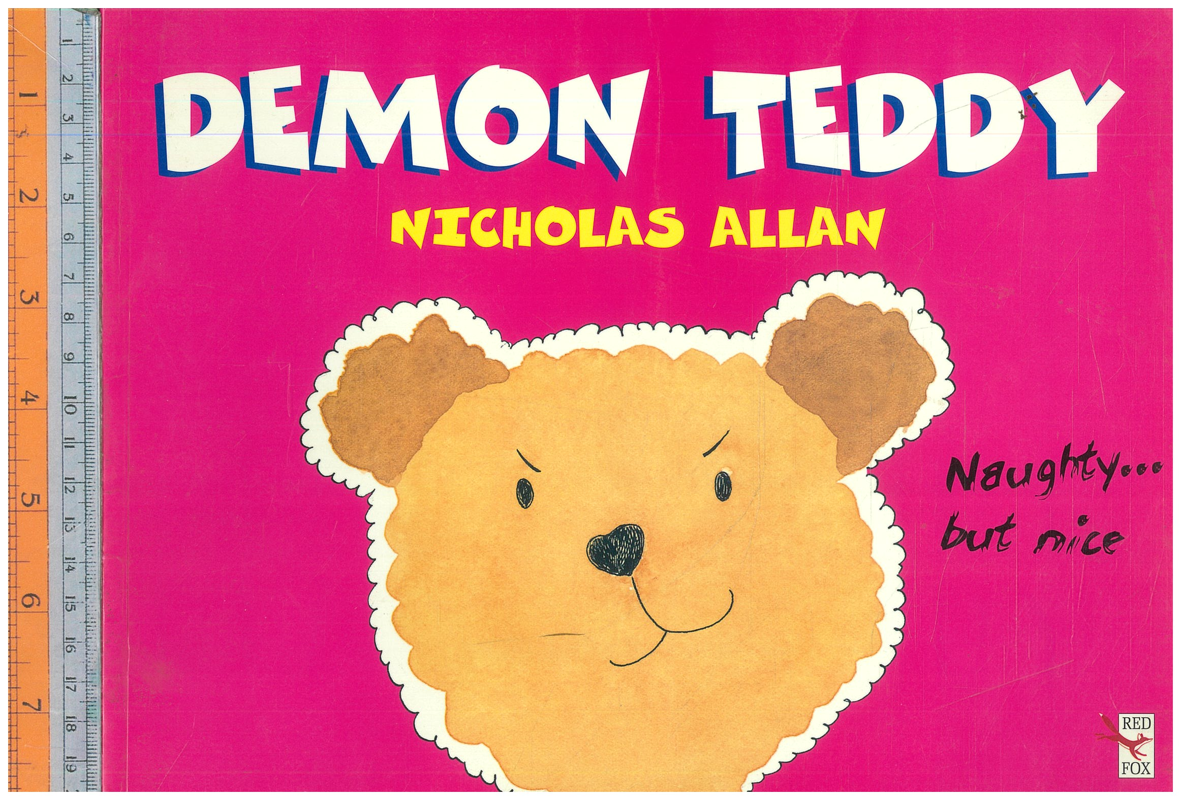 Demon Teddy