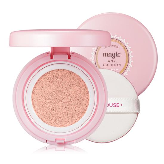 Etude House Precious Mineral Magic Any Cushion SPF34/PA++ [ Pink ]