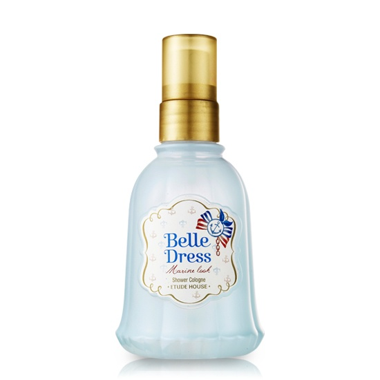 Etude House Belle Dress Shower Cologne [ Marine Look ] 100ml