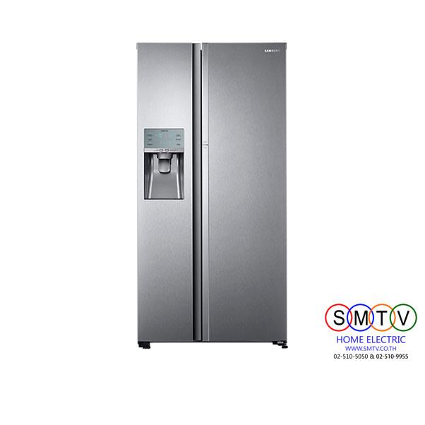 ตู้เย็น Side by Side 21.9Q SAMSUNG รุ่น RH58K6687SL/ST