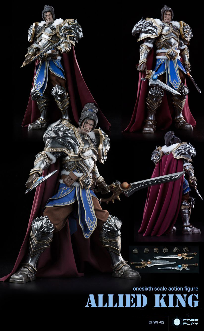COREPLAY CPWF-02 ALLIED KING