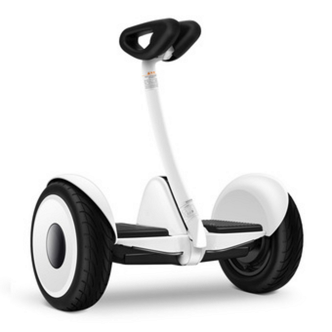 Mini Segway Self Balancing Scooter White